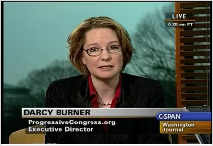 Darcy Burner on CSPAN