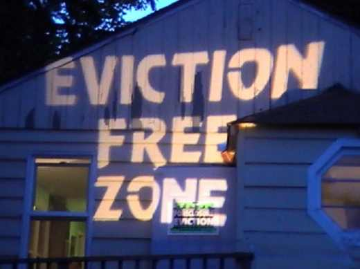 Eviction Free Zone