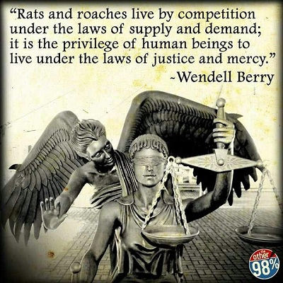 Rats and roaches live by competition