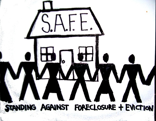 SAFE: Standing against foreclosure and eviction, Seattle