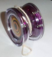Butterfly Shaped yoyo