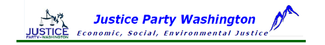Justice Party of Washington State
