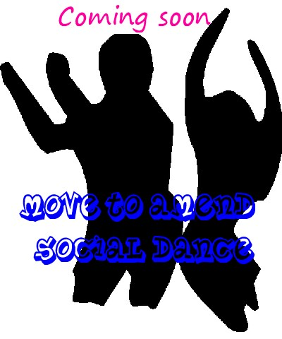 Move to Amend social dance