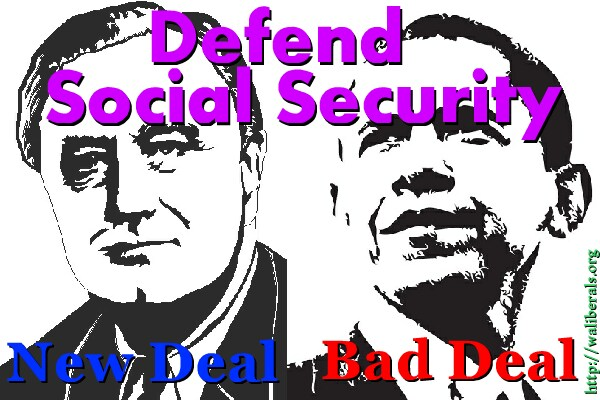 New Deal (FDR), Bad Deal (Obama)