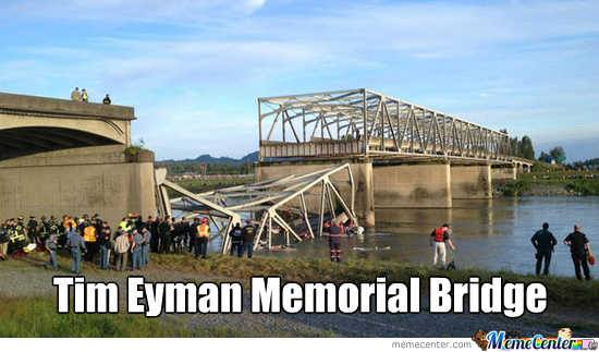 Tim Eyman Memorial Bridge