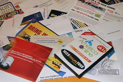 Junk Mail, image source: wikipedia