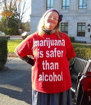 Marijuana is Safer Than Alcohol