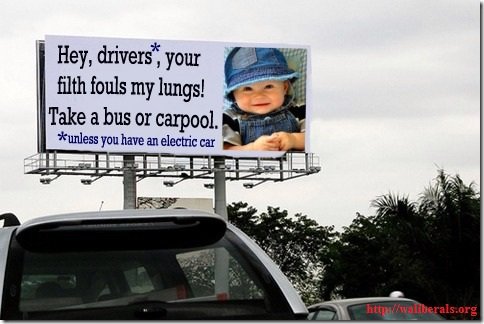 Hey Drivers, Your filth fouls my lungs. Take a bus or carpool.